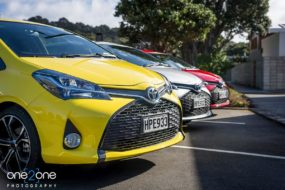 The Italian-ish Job –  Toyota Yaris